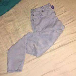 Levi's denim leggings